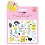 Mini craft pack stickers - Cats