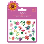 Mini craft pack stickers - Tropicals flowers