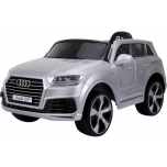 Children ride on car Audi Q7 (Silver)