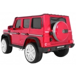 Children ride on car Mercedes G65 (Red)