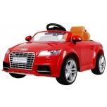 Elektriauto Audi TT Punane