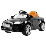 Children ride on car Audi TT (Black)