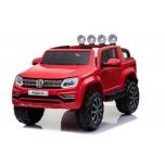 Elektriauto Volkswagen Amarok Punane
