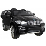 Ride on car BMW X6 (Black) Painted