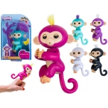 Interactive finger monkey toy Funny monkey BabyMonkey Fingerlings  with USB charger