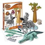 Art and Creations Pater Toys -Animals from the Savanna/