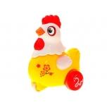 Üleskeeratav mänguasi kana