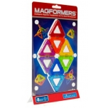 "Magnetic Magformers ""Triangle Set"""