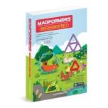 "Magnetkonstruktor Magformers  Edu puzzle"""
