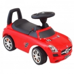 "Push ride on car ""Mercedes""red"