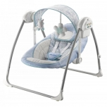 Baby swing grey