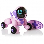 Robot Dog Chippette Pink