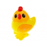 Plastic Wind Up Animal Toy, Chicken.