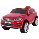 Children ride on car Volkswagen Touareg (Red) Painted