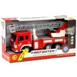 Laste tuletõrjeauto häälte ja tuledega