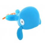 Wind Up Bath Water Toy Turtle,Dauphin