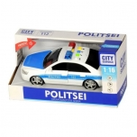 Policei Car with lights and sound