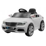 Laste elektriauto Mercedes Valge