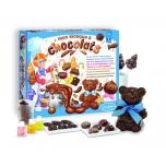 Šokolaadi valmistamise komplekt