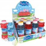 Soap Bubbles Peppa Pig 300ml