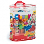 Clemmy Plus Soft Blocks 30PCS
