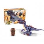 Динозавр на радиоуправлении / Динозавр на пульте управления, со звуком и светом