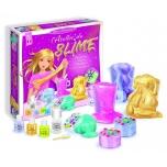 Изготовительный набор парфюмерной слизи 8 видов