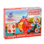 Magnetic Blocks 93 pcs.