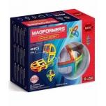 """Magnetkonstruktor Magformers """"Curve"""" 40P set"""