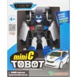 Robot Transformer 2 in 1 Tobot MINI C
