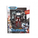 Korean Animation Robot Transformer 2in1 TOBOT MINI QUATRAN