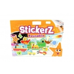 Reusable  Stickers (including sheets for the stickers)