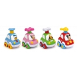 Clemmy Baby Press&Go car Disney