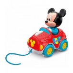 Clemmy Baby Mickey- Pull Along Car