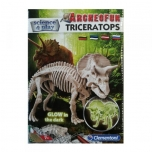 CLEMENTONI SCIENCE & PLAY АРХЕОЛОГИЯ TRICERATOPS