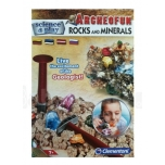 CLEMENTONI SCIENCE & PLAY ARCHEOFUN  ROCKS and MINERALS