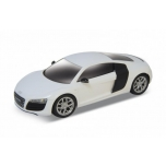 RC Car Audi R8 V10 1:24-Welly