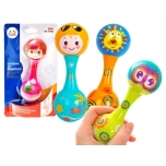 Rattle and Rock Maracas