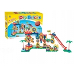 Educational Blocks, Gear Blocks,Funny Bricks,110 pcs.
