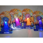 Jump Elf with light,Bounce Toy