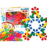 Puzzle blocks, 72pcs. (Snow flake blocks)