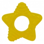 Water teether - Yellow Star