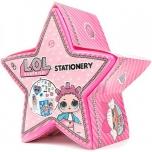 L.O.L. средняя звезда-сюрприз.Принадлежности для письма.