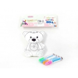 Painting Set Bear