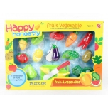 Fun Cutting Fruits &Vegetables Food Play Set for kids