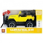Off Road Jeep häälte ja tuledega / Heli- ja valgusefektidega