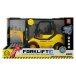 Forklift 1:14 with sound and light, 30 cm