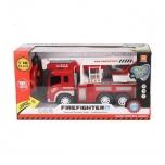 Радиоуправляемая пожарная машинка со звуками