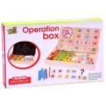 Educational Wooden Board Game