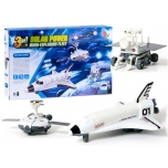 Solar Robot 3 in 1 Moon Exploring Set